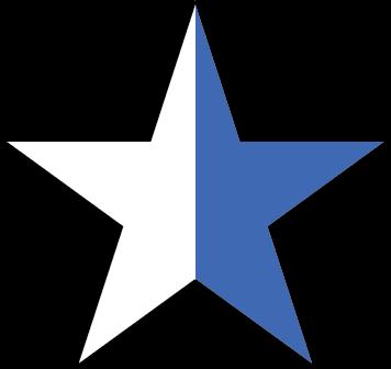 BIANCO-AZZURRO