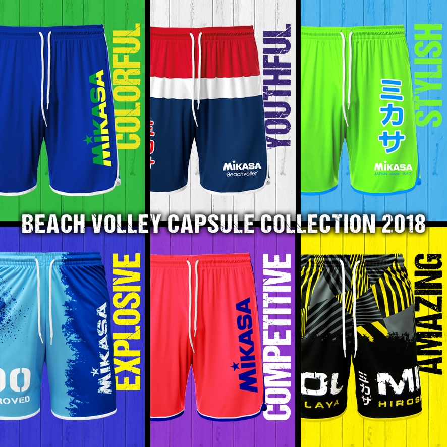 Beach Volley Capsule Collection
